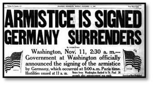 Armistice-Signed