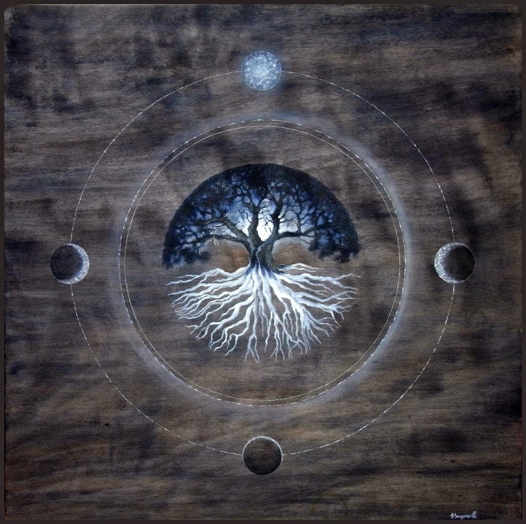 - Tree Annick Racines du Ciel