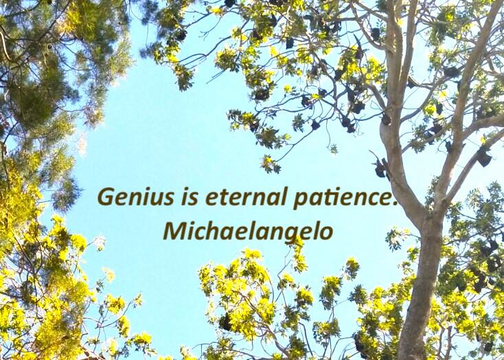 michaelangelo quote